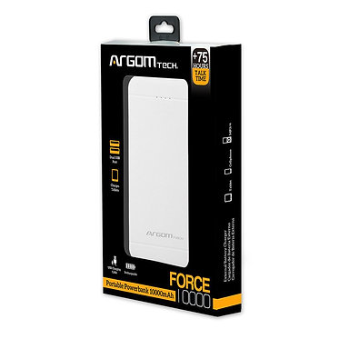 POWER BANK 10000 MAH  ARG1110BK