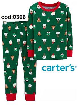 PIJAMA CARTER, COD: 0366