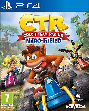 JUEGO CRASH KART PS4
