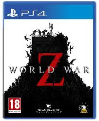 JUEGO WORLD WAR Z PS4