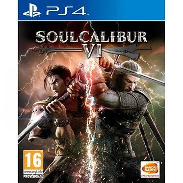 JUEGO SOUL CALIBUR VI PS4