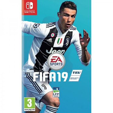 JUEGO SWITCH FIFA 19