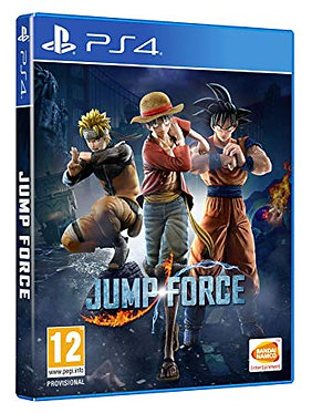 JUEGO JUMP FORCE PS4
