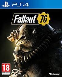JUEGO FALLOUT 76 PS4