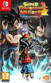 JUEGO SWITCH SUPER DRAGON BALL HEROES