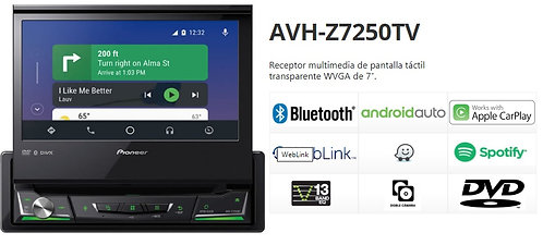 AVH-Z7250TV