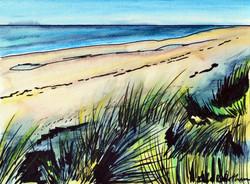 Thornham Dunes View