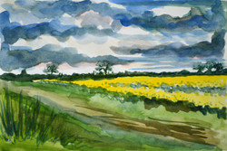 Stormy Spring Afternoon