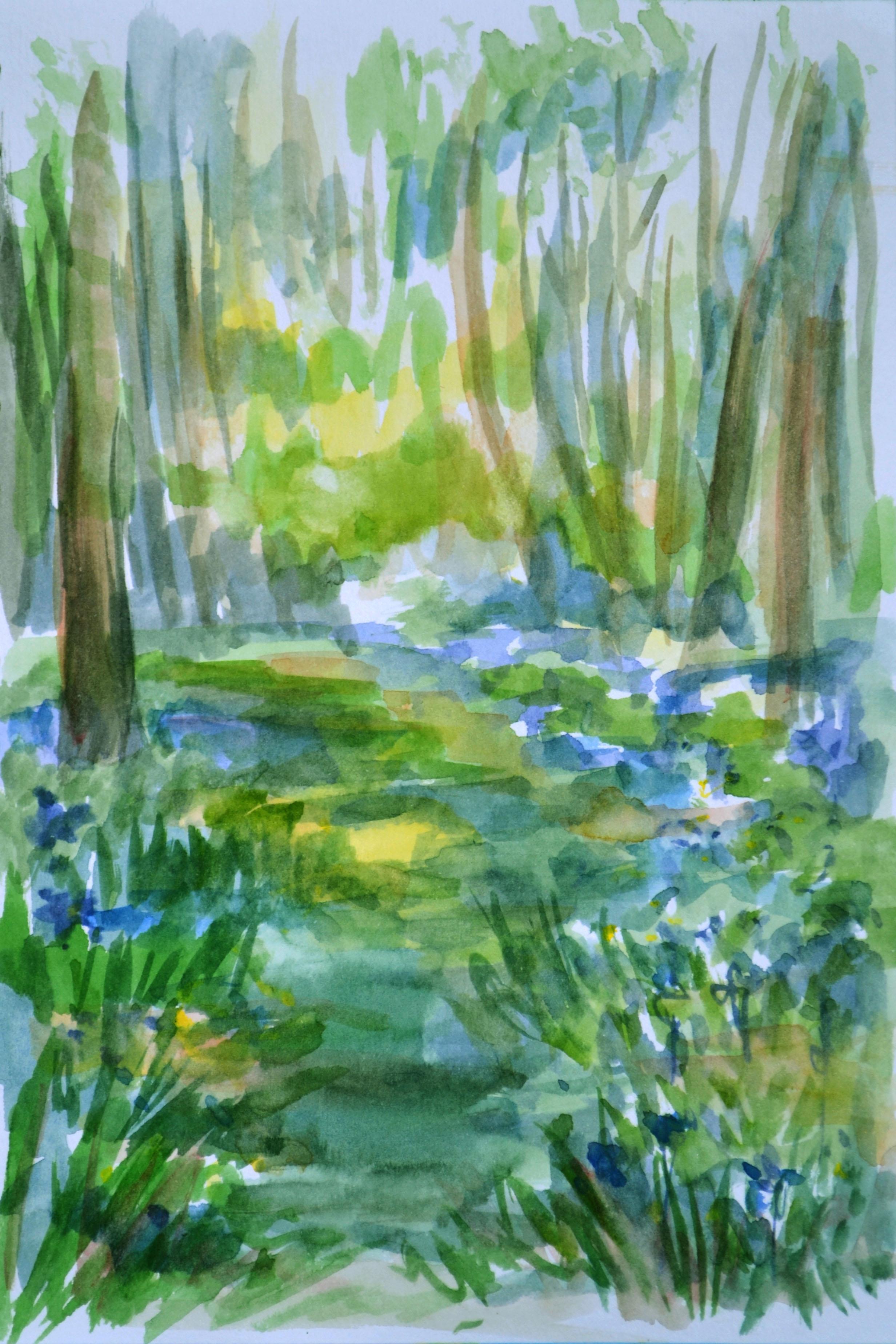 Highfields Bluebells