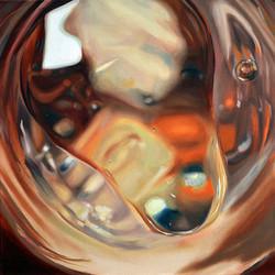 Oil Bubble
