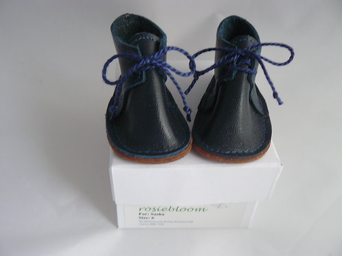 Navy Play Boots for Sasha or Gregor