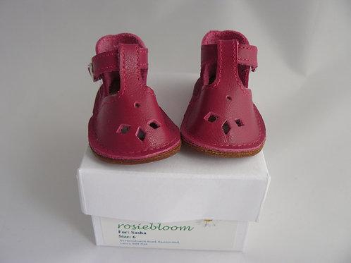 Raspberry Play Shoes for Sasha