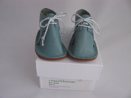 Pale Blue Play Boots for Sasha