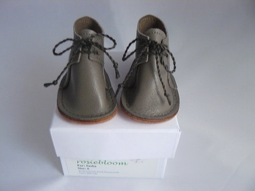 Olive Green Play Boots for Sasha
