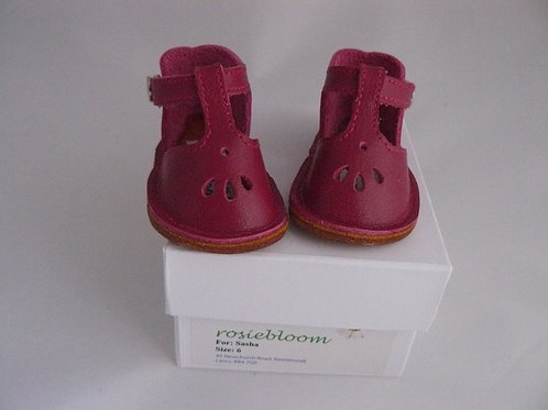 Raspberry Play Shoes for Sasha