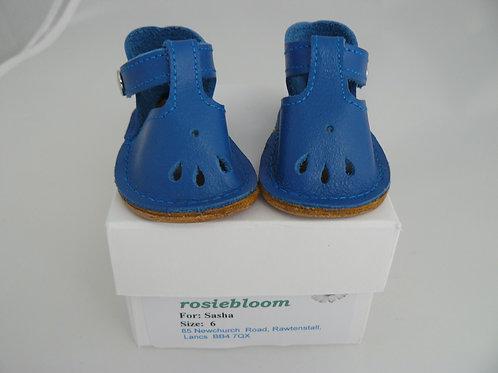 Royal Blue Play Shoes for Sasha