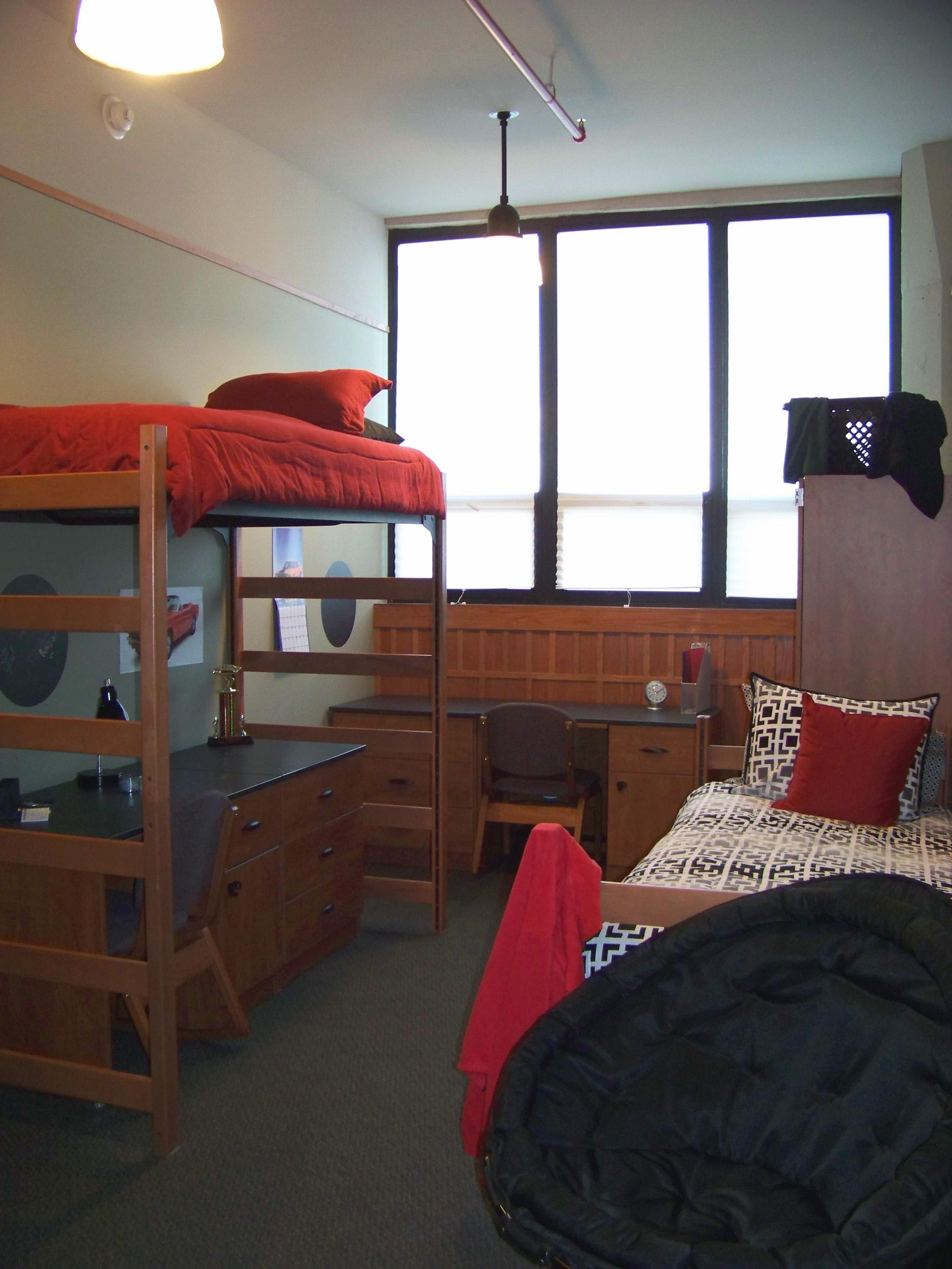 Student Dormitory - Dorm Unit