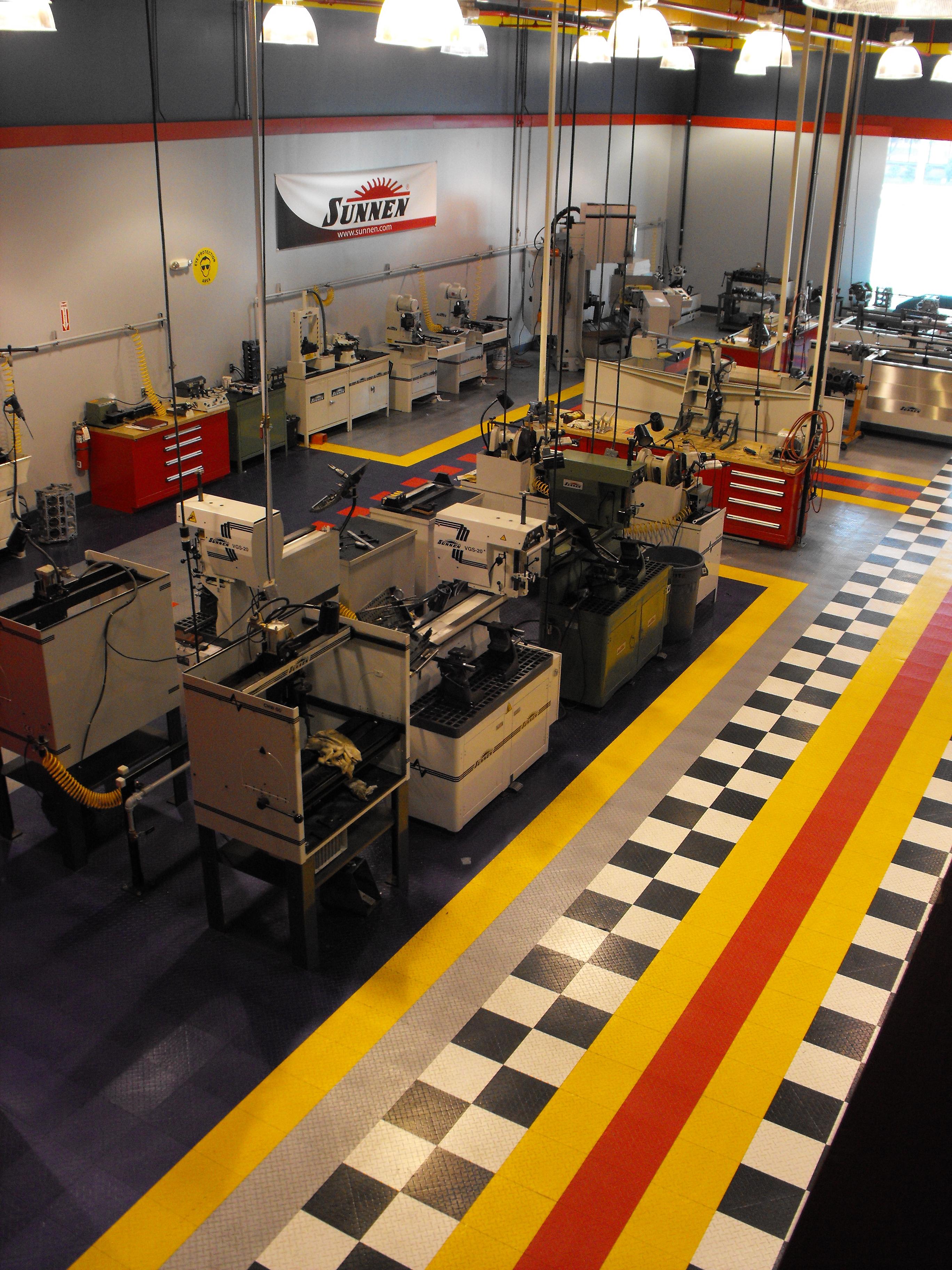 High Performance Lab