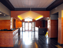 Student Dormitory - Dorm Lobby