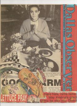 Dallas Observer, 1987