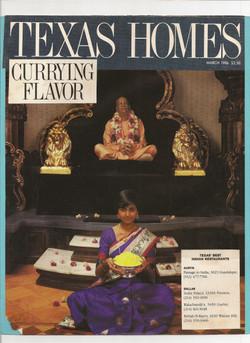 Texas Homes Magazine, 1986