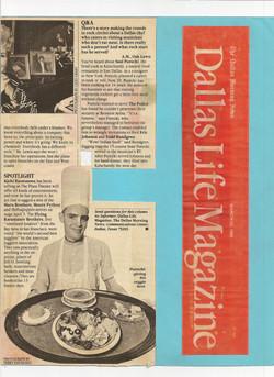 Dallas Morning News, 1984
