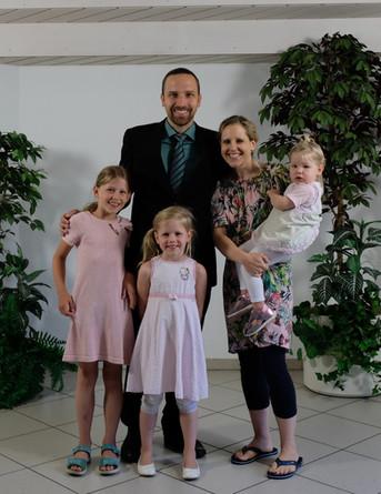 Pastorenfamilie Baumhakl