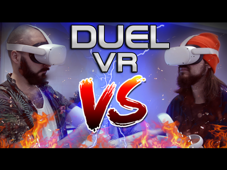 Duels en VR! Jeux 1v1 sur l'Oculus Quest 2