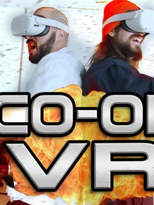 Jeux Coop VR - En équipe sur l'Oculus Quest 2!