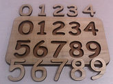 puzzle encaje de numeros