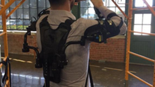 Cleshar leading the way in rail safety with innovative Ekso vest trials