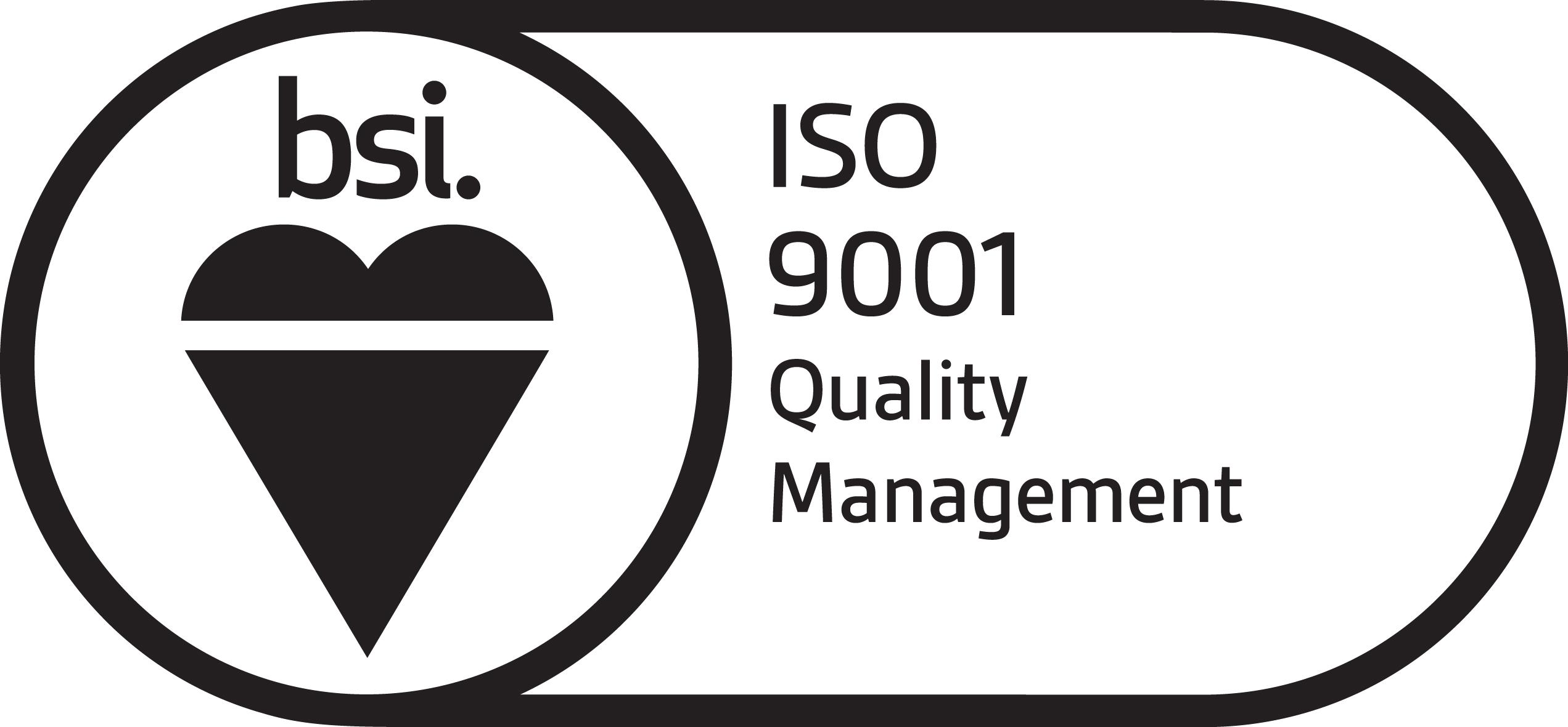 BSI-Assurance ISO-9001
