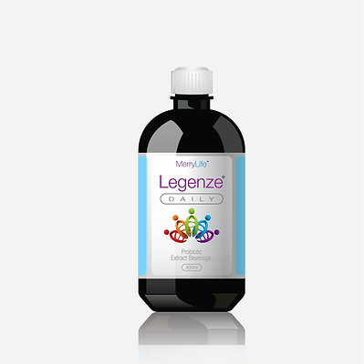 Legenze Daily | 500ml