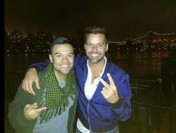 C Major & Ricky Martin