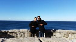 Bondi with Ricky Martin