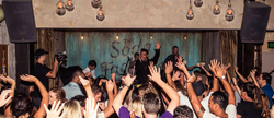 C Major Live - Put your hands UP