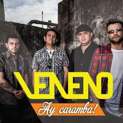 VENENO ALBUM COVER IMAGE - hi res