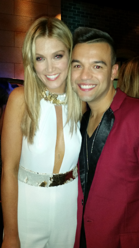 Delta Goodrem & C Major