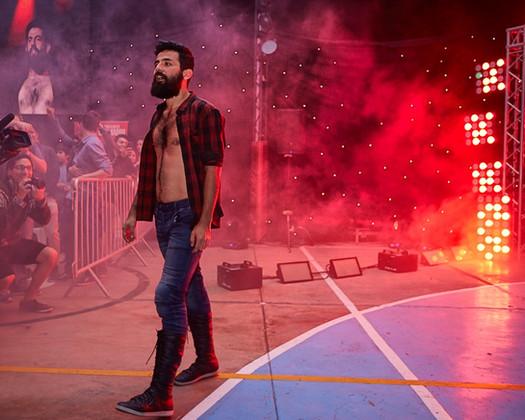 Lucha Libre. LWA. 2016
