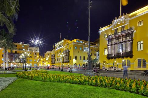 Municipalidad de Lima, Perú.