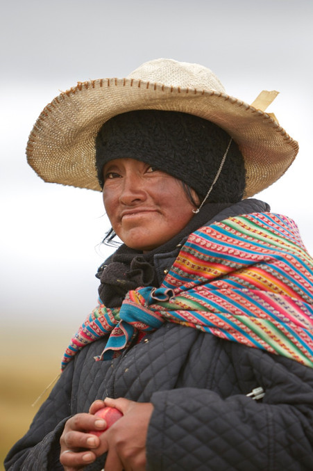 Pastora. Junín. Perú. 2015.
