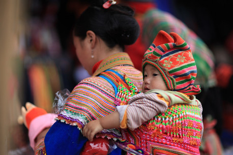 Sapa. Vietnam.