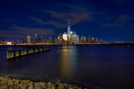 Nueva York, vista desde Newport. 2017