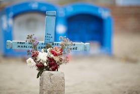 Cementerio de Ferreñafe. Lambayeque. Perú. 2014