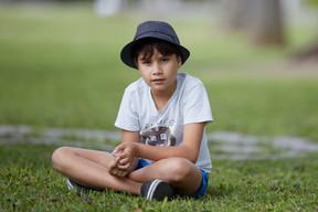 Tiago - 9 años