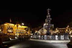 Plaza de Armas. Lima, Perú.