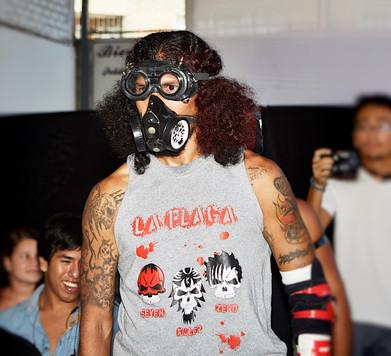 Killer. Lucha Libre. LWA. 2015