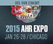 2015 AHR Expo