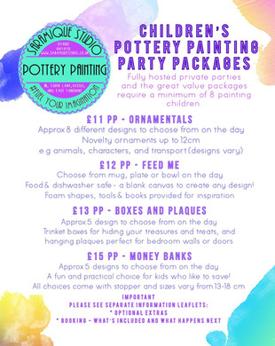 Party Packages (painting)