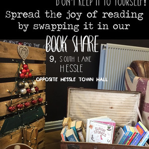 Share the joy of reading